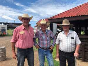 Kelvin Redmond, Graham Daly, and Warren Robinson