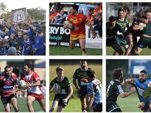RELEASED: Group 2 Rugby League season 2020 draw
