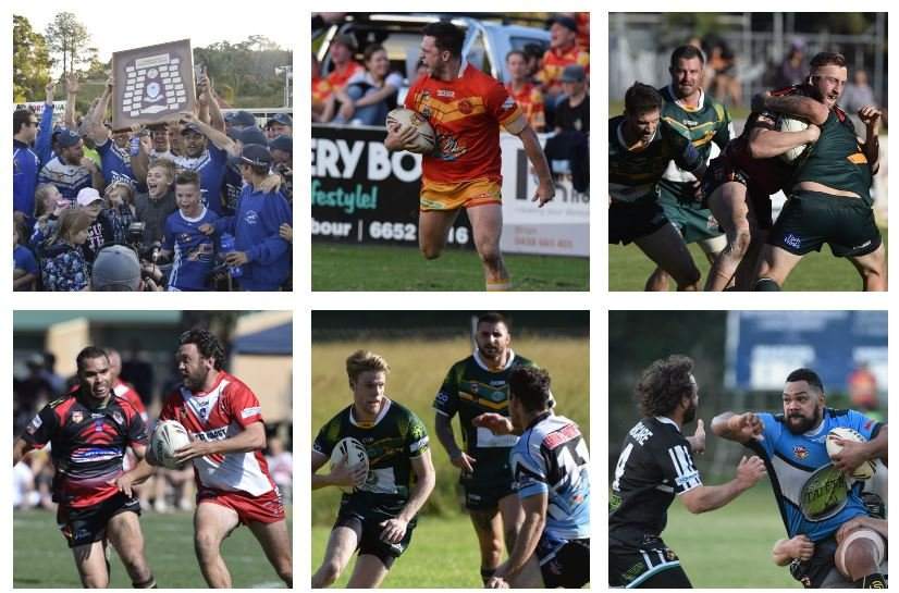 Group 2 season 2020 will comprise of seven clubs.