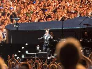 GALLERY: Elton John lights up the night