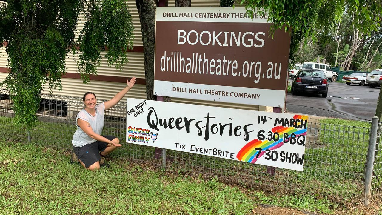 Queerstories will be coming to Mullumbimby in March.