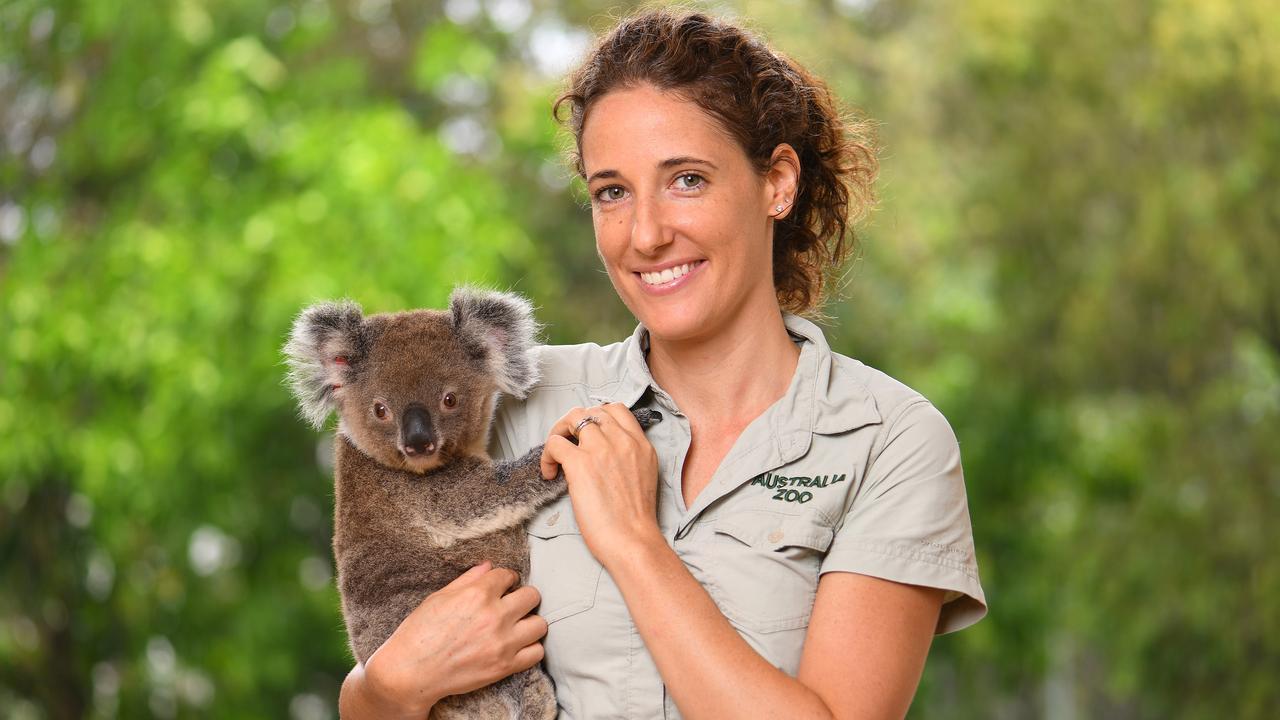 Dr Ludovica Valenza will speak at Australia Zoo's International Women's Day event. Photo: Ben Beaden