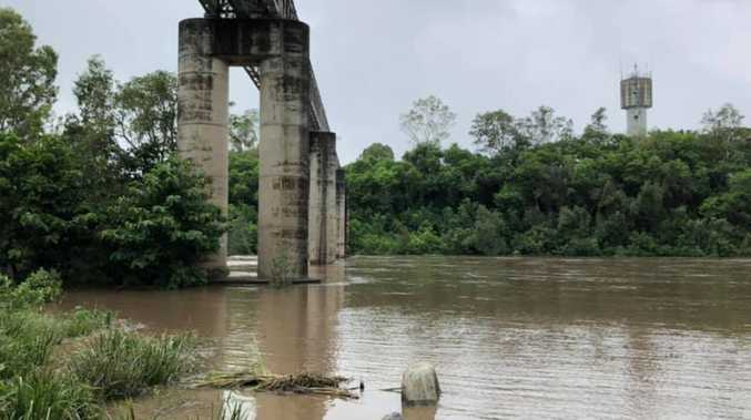 Teens swept into Platypus Creek floodwaters rescued