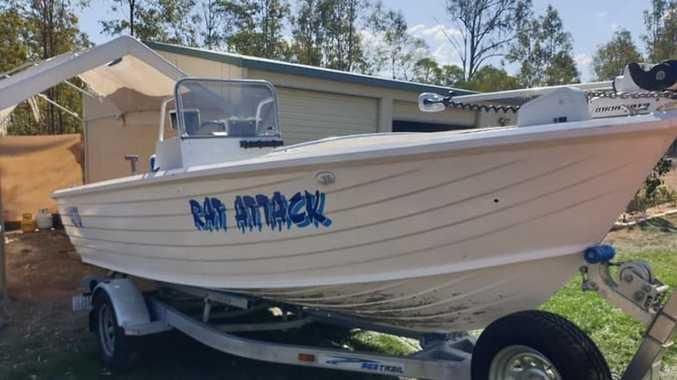 Fishing boat stolen in Tinnanbar
