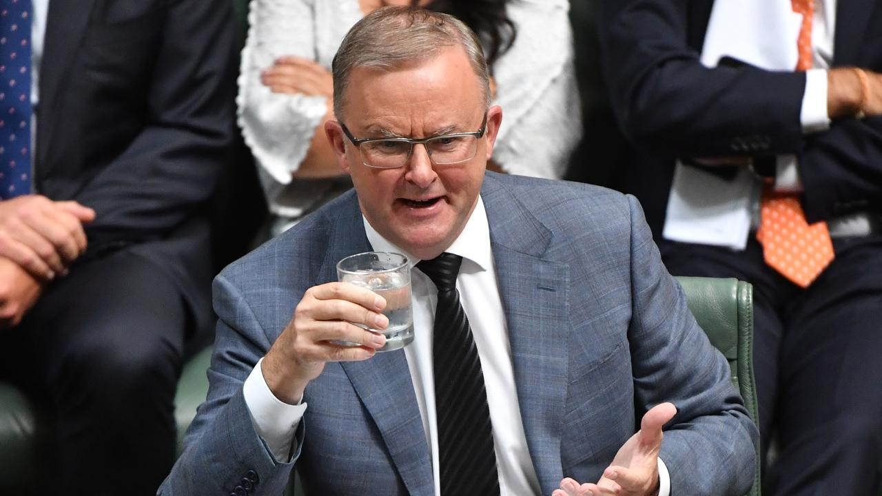 Anthony Albanese has offered a curious excuse for Labor Senators voting against a motion to keep submarine jobs in South Australia – he doesn't know what goes on in the Senate. Picture: AAP
