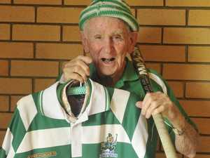 ROYAL RESILIENCE: Pioneer Pat celebrates 40 years for club
