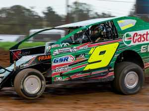 Lismore driver overcomes early damage at Australian titles