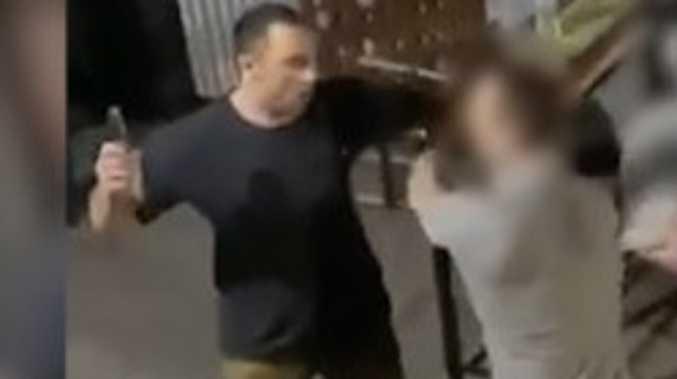 Police hunt man over vile glassing, bashing at Gympie pub