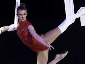 Star Gympie acrobat to perform on Australia's Got Talent