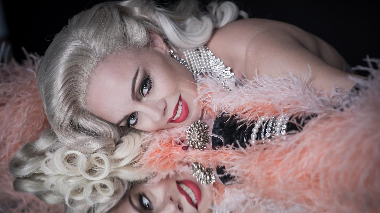 SULTRY: Known as Australia's First Lady of Burlesque Imogen Kelly will share tips of the striptease trade in a Lismore Women's Festival burlesque workshop on March 7. Photo: Supplied