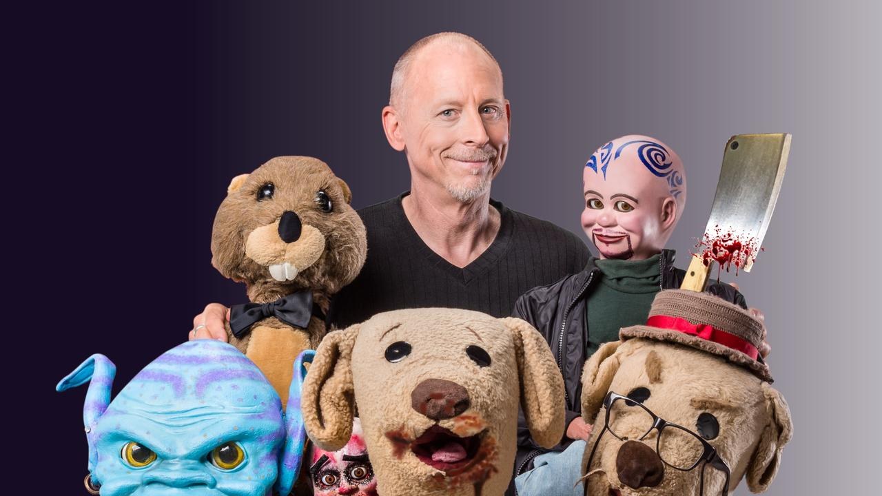 The Chocolate Diet - David Strassman's latest show.