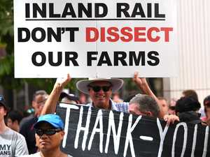 Southwest farmers voice Inland rail concerns
