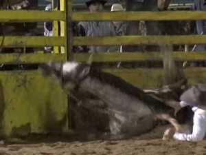 Cruelty concerns raised over Gympie Bull n Bronc