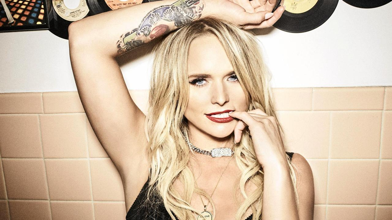 American country music star Miranda Lambert released album Wildcard on November 1. Picture: Ellen Von Unwerth/Chugg Entertainment