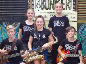 Auditions open for School of Rock Super Band