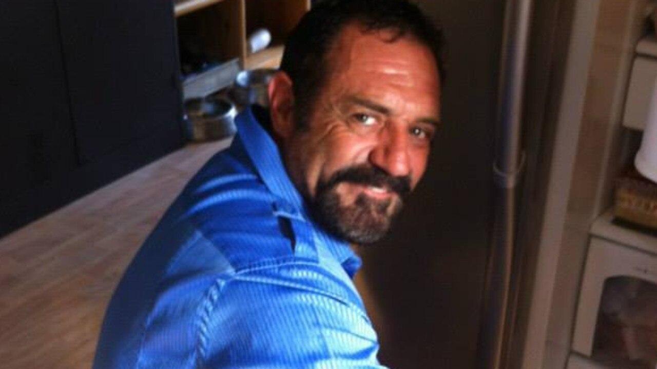 Mundingburra man John Van Stelten was killed in a horrific crash on Tuesday when a truck collided with his van.