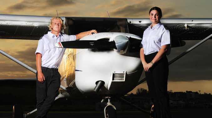 Students set to take flight with sky-high new course