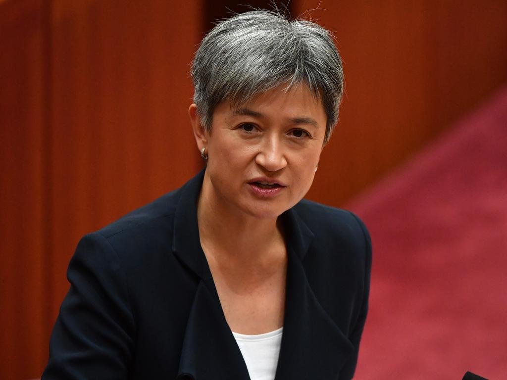 Leader of the Opposition in the Senate Penny Wong – from South Australia – has been criticised for voting against the motion. Picture: AAP