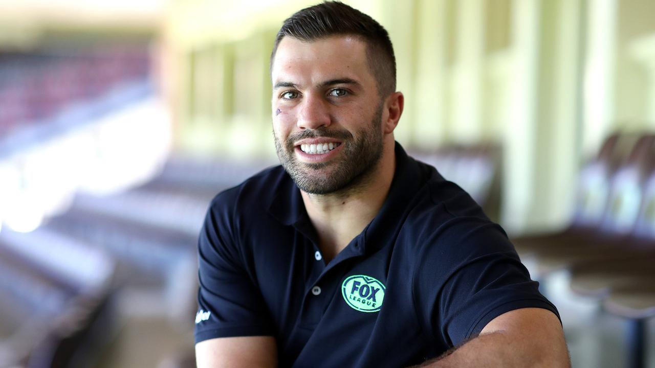 James Tedesco at the Fox League launch at the SCG ahead of the 2020 NRL season. Picture. Phil Hillyard