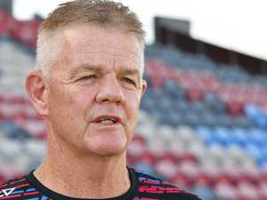 Cutters coach: Building a team to 'be proud of'
