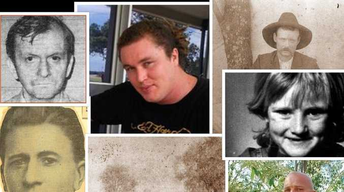 20 of south west Queensland's horrific murders