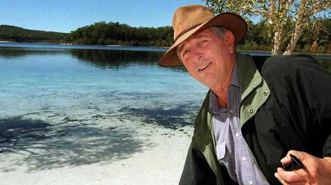 Inaugural lecture to celebrate life of Fraser Island warrior