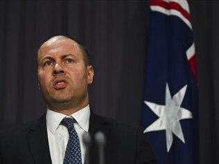Australian Federal Treasurer Josh Frydenberg