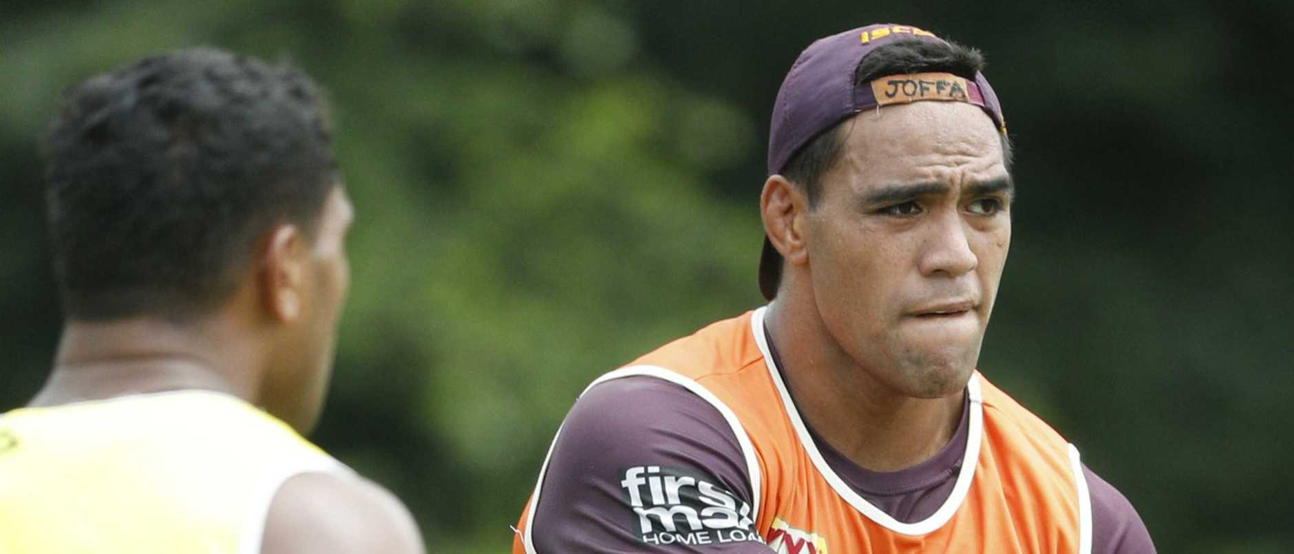 QLD_CM_SPORT_NRL_BRONCOS TEAM_25FEB20