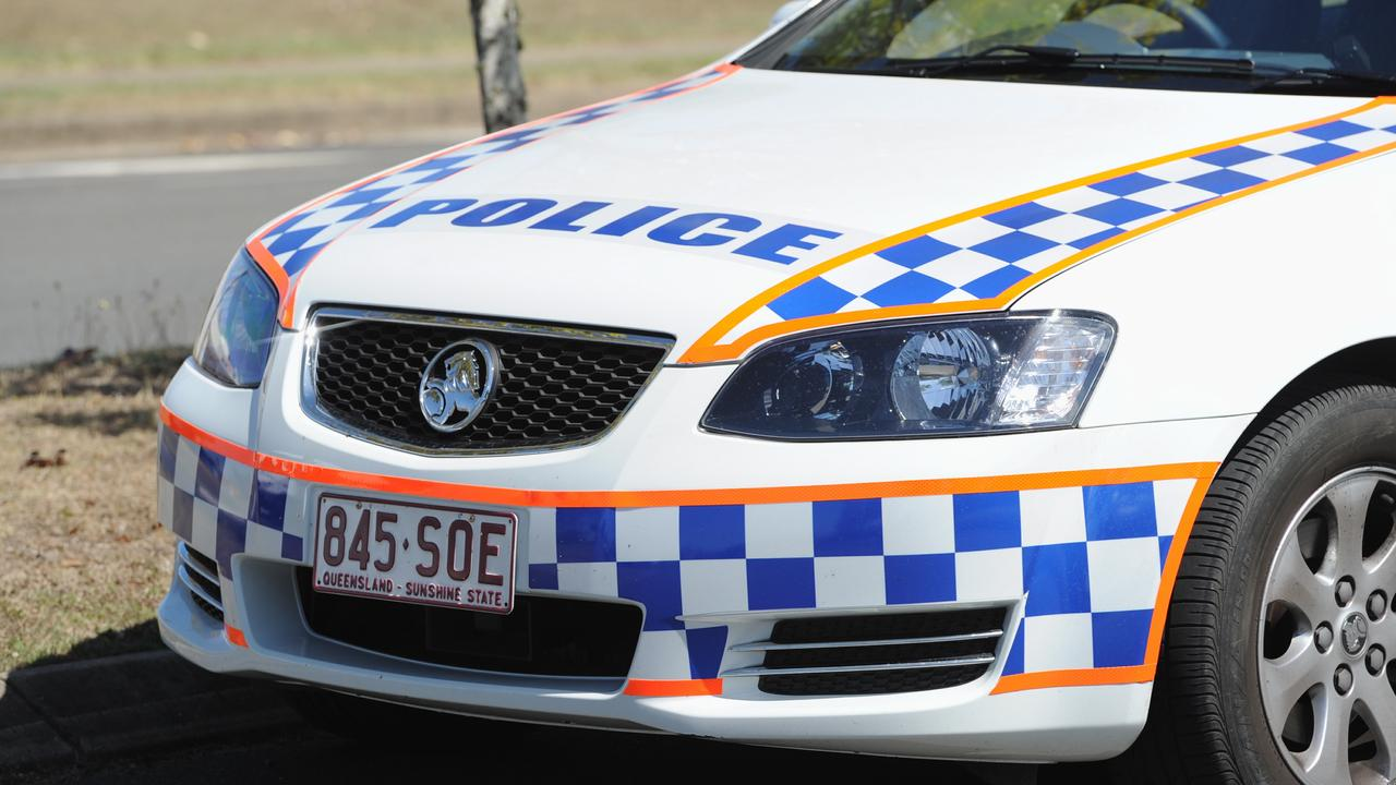 Police charged a Dysart driver for driving with an unrestrained toddler. Photo: Alistair Brightman