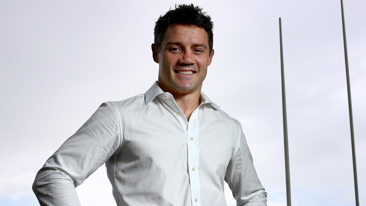 Cooper Cronk says the time is right for expansion. Photo: Toby Zerna