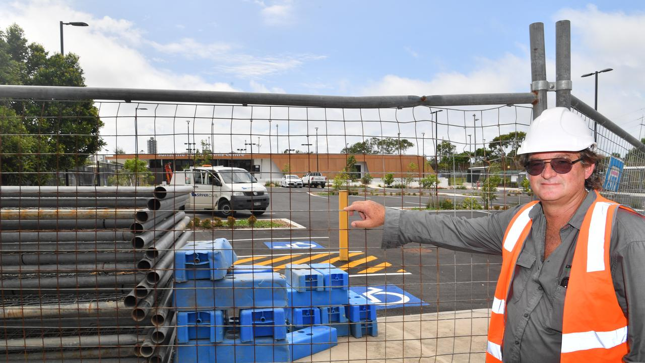 Dave Daniels, owed money on the Caloundra Centre, aims to pursue Sunshine Coast Council for the $31,000 in retention money he is still owed as a matter of principle even though legal fees will cost him more than that amount. Photo: John McCutcheon / Sunshine Coast Daily