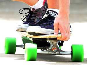 Teen hospitalised as night-time skate ends in injury