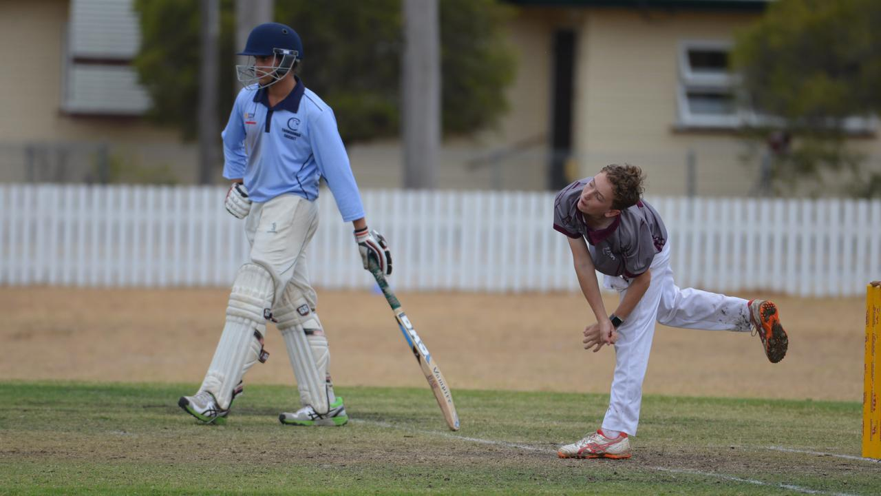 STAND OUT: Matthew Butters will return to the Darling Downs Country team on Sunday against Toowoomba based City team in the under-15s cricket at Slade Park.