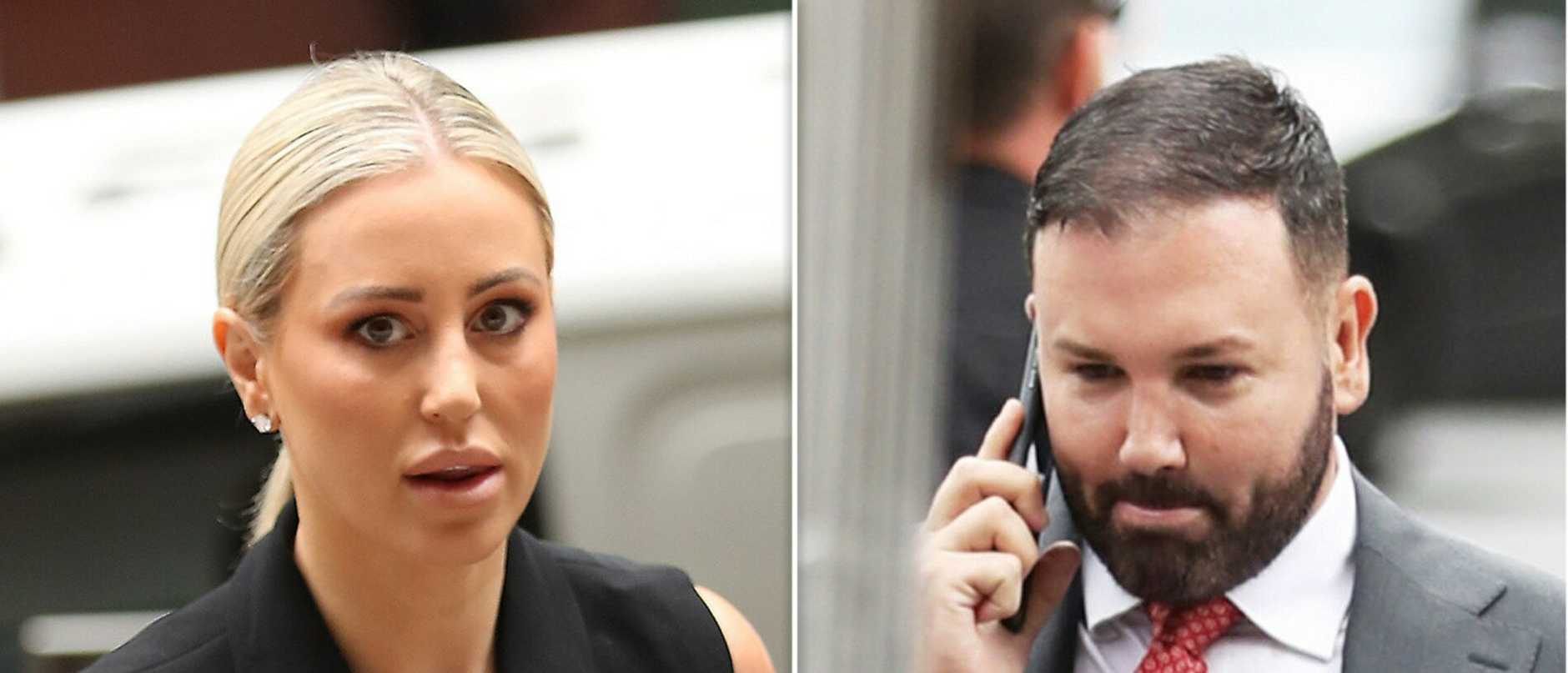 "Anthony Hess was called ""puerile"" and ""juvenile"" by a magistrate but cleared of intimidating and harassing Ms Jacenko after he told a Sydney court he was innocent because ""gay guys don't do graffiti""."