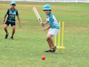 Ballina gets a head start with Cricket Blast