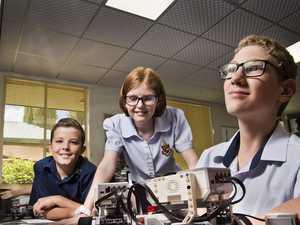 Robotics classes become commonplace at city schools