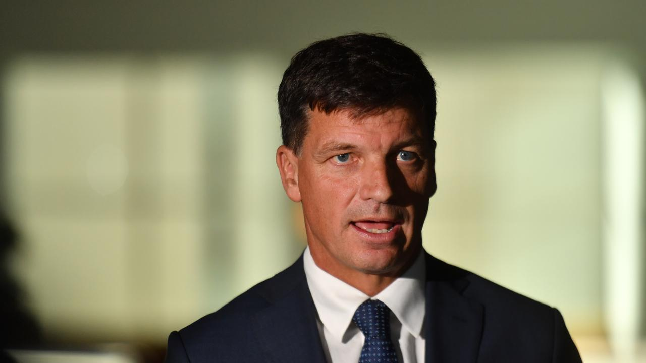 "Energy Minister Angus Taylor has taken aim at ""dodgy"" retailing practices of power providers."