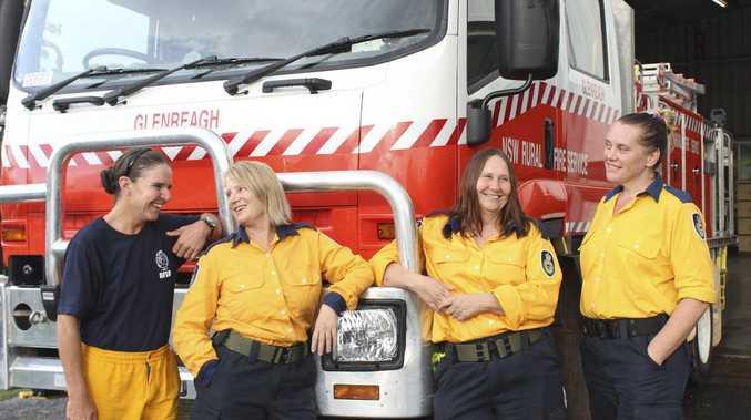 RFS women talk up volunteer culture