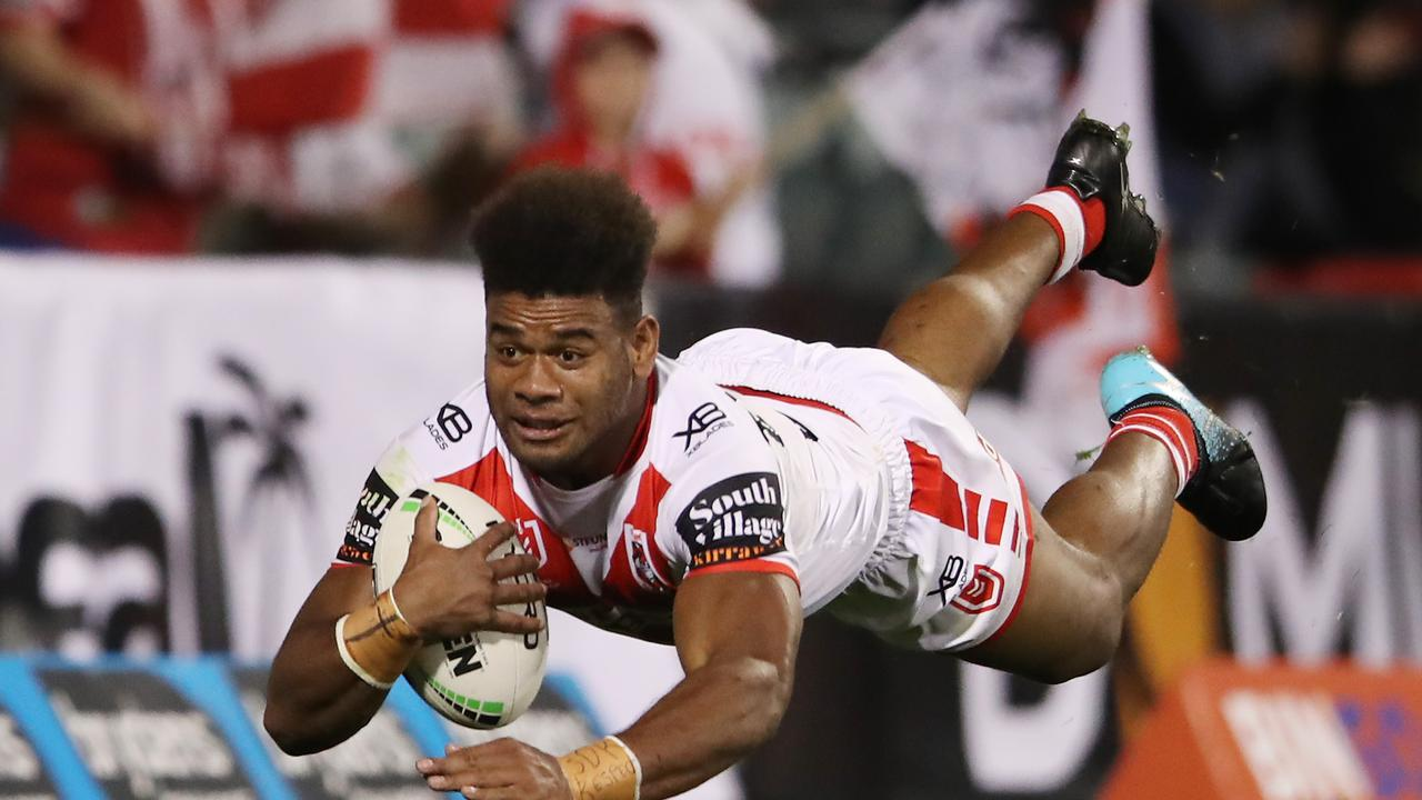 Mikaele Ravalawa was a popular cheapie in KFC SuperCoach 2019. Picture: Getty Images.