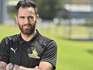 Second Ipswich footy coach resigns in a week
