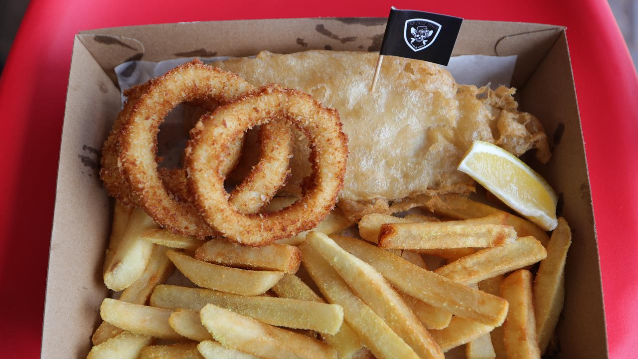 Who do you think does the best Fish and chips in town? Picture Glenn Hampson