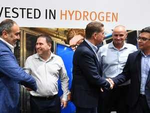 'Sick of the boom and the bust': Gladstone's hydrogen future