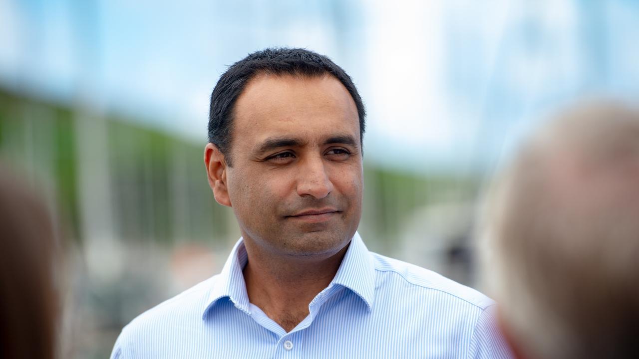 Gurmesh Singh, Member for Coffs Harbour.