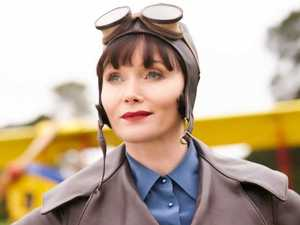 Thanks to her devoted fans, Miss Fisher is flying high again