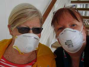 Bay woman's holiday horror on coronavirus cruise