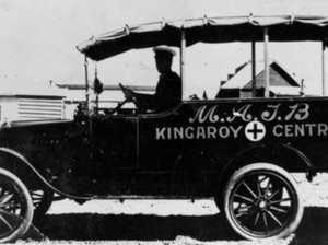 Passion behind Kingaroy's first ambulance superintendent