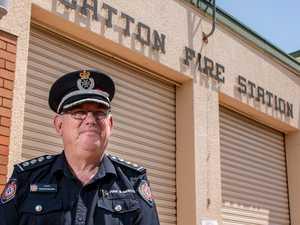 Fond farewell to a homegrown firefighting legend