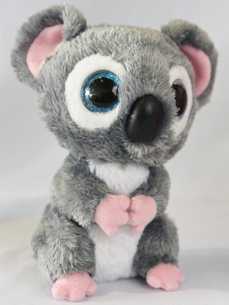 Katy Koala.