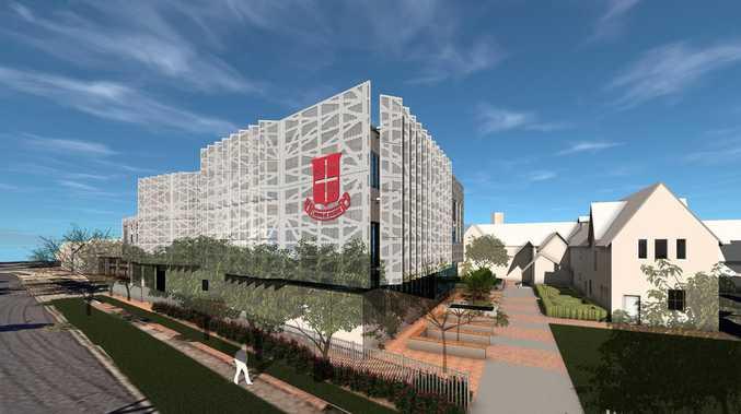 When school's $11.5 million STEM building will be ready