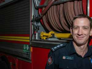 New firefighter commander to join Lockyer force